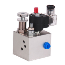 China for Hydraulic Valve Manifold Lower price Hydraulic Lift Valve Blocks supply to Bouvet Island Wholesale